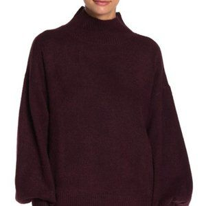 Vince Camuto Pullover Sweater Long Mutton Sleeve